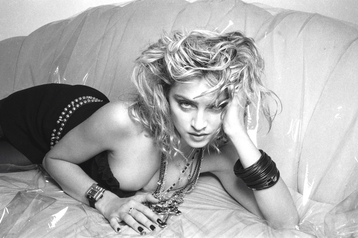 Певица Madonna