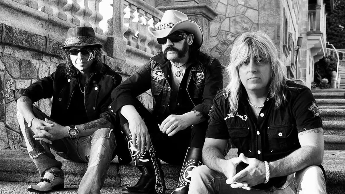 Группа Motörhead