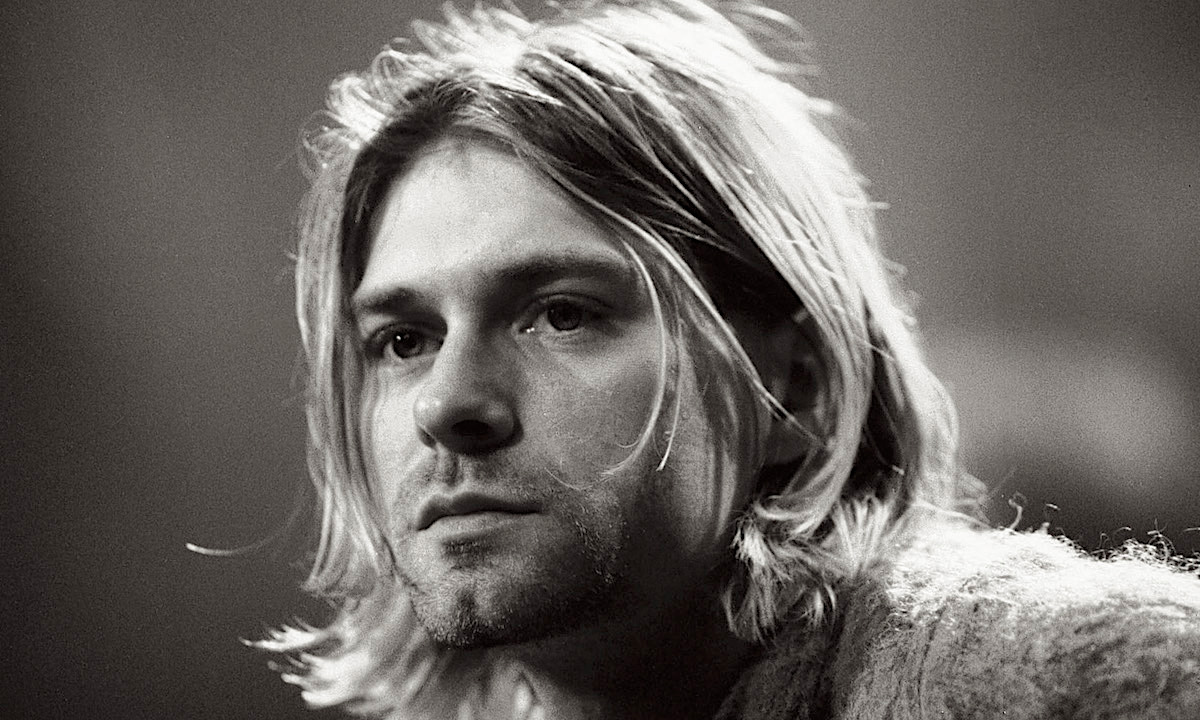Курт Кобейн из Nirvana